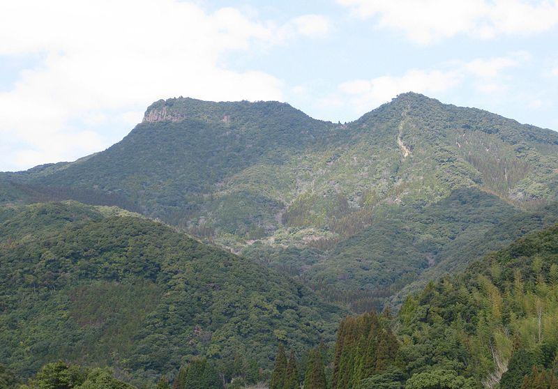 鹿児島冠岳