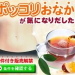 ダイエットティースッキリ紅茶|腸からクリーンに太りにくいカラダを作りましょう!!