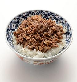 米沢 琥珀堂 米沢牛 牛肉弁当の具