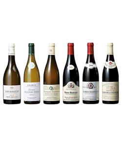 ブルゴーニュ好き必見の有名村名ワイン6本セット