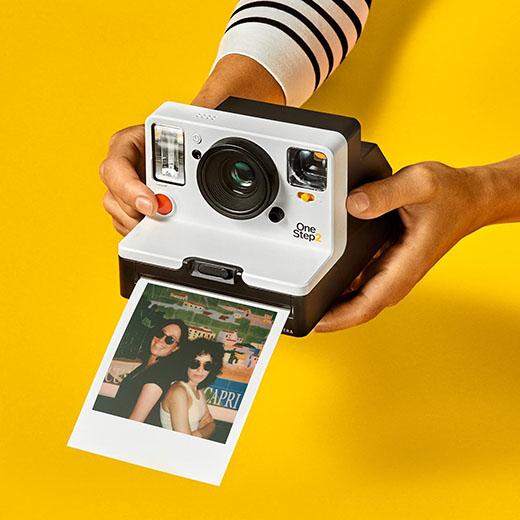Polaroid インスタントカメラ OneStep 2 Grafite 2017