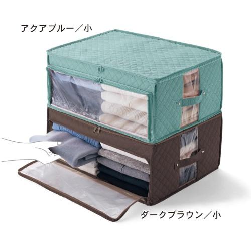 消臭・抗菌機能が続く衣類収納ケース