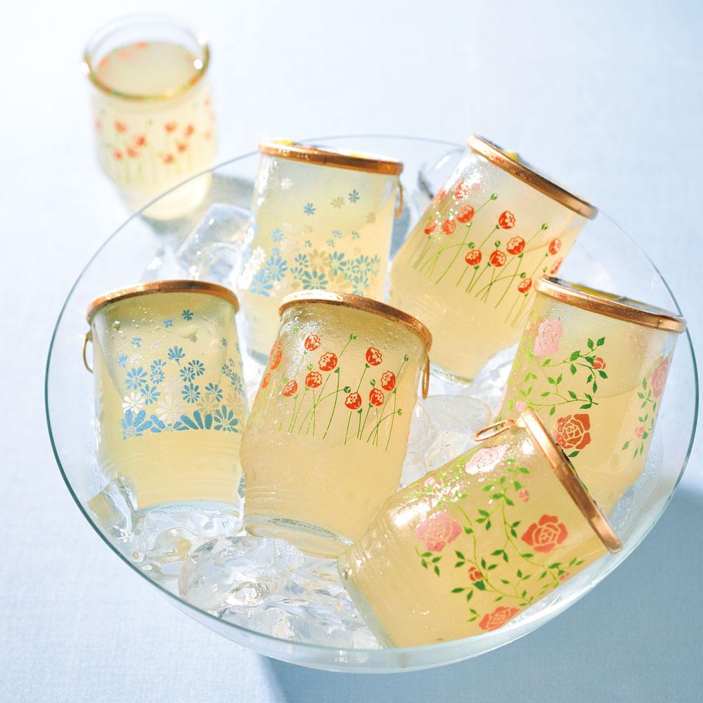 瀬戸内産レモン果汁入り冷やしあめ