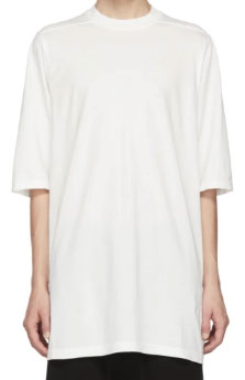 ホワイト ジャンボ Tシャツ(Rick Owens Drkshdw)