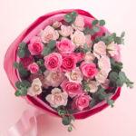 【日比谷花壇】結婚記念日にお花に囲まれたい!!フラワーギフト