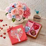 【日比谷花壇】売れ筋 バレンタインギフト 3種類 ご紹介 ゴディバ 限定 チョコレート 等 コラボ商品