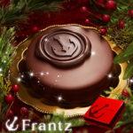 【神戸フランツ】 クリスマス企画 人気 チョコレートケーキ 神戸魔法の生チョコザッハ 送料無料!! 【12月8日以降お届け】