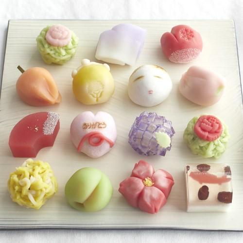 和菓子折「お母さんへのおもてなし」
